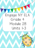 Engage NY ELA Grade 4, Module 2b, Animal Defenses