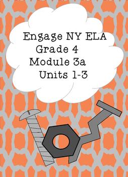 Engage NY ELA Grade 4, Module 3a, Simple Machines
