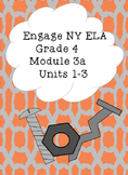 Engage NY ELA Grade 4, Module 3a, Simple Machines