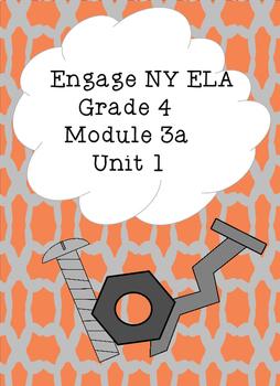 Engage NY ELA Grade 4, Module 3a Unit 1, Simple Machines