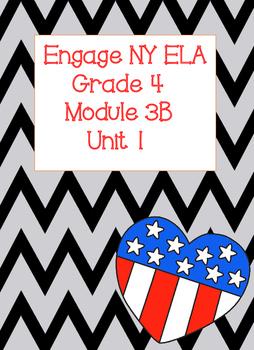 Engage NY ELA Grade 4, Module 3b Unit 1