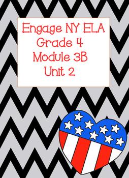 Engage NY ELA Grade 4, Module 3b Unit 2