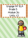 Engage NY ELA, Grade 5, Module 3a, Sports in American Culture