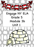 Engage NY ELA, Grade 5, Module 3b, Unit 1, Arctic Life (Inuit People)