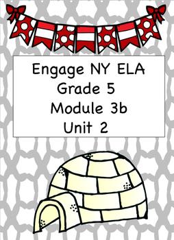 Engage NY ELA, Grade 5, Module 3b, Unit 2, Canada's Natural Resources