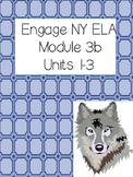 Engage NY ELA Grade 3, Module 3b, Wolves 3rd Grade