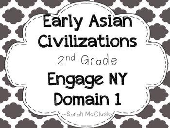 Engage NY Early Asian Civilization Domain 2