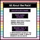 Engage NY/Eureka 1st Grade Module 1 Topic A Lessons 1-3 — Differentiated Pack