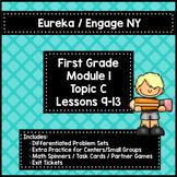 Engage NY/Eureka 1st Grade Module 1 Topic C Lessons 9-13 —