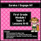 Engage NY/Eureka 1st Grade Module 1 Topic D Lessons 14-16