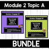 Engage NY/Eureka 1st Grade Module 2 Topic A BUNDLE — Differentiated Pack