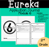 Engage NY/Eureka Application Journal 2nd grade Module 6 by