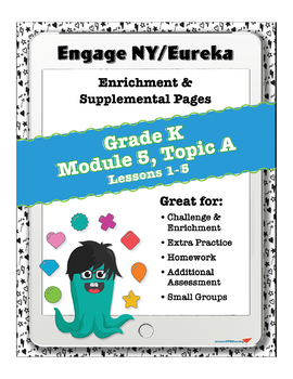 Engage NY/Eureka Enrichment & Supplemental Pages