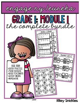 Engage NY/ Eureka Grade 1: ALL of Module 1