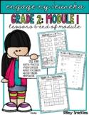 Engage NY/ Eureka Grade 2: Module 1- Lessons 6-end of module