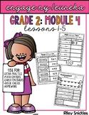 Engage NY/ Eureka Grade 2: Module 4- Lessons 1-5