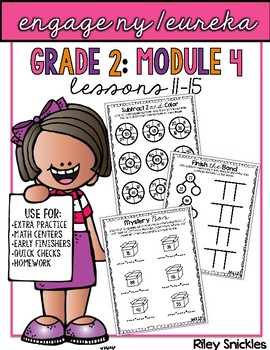 Engage NY/ Eureka Grade 2: Module 4- Lessons 11-15