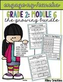Engage NY/ Eureka Grade 2: Module 6- The GROWING Bundle
