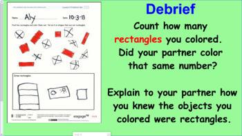 Engage NY (Eureka) Kindergarten Common Core Entire Math Module 2- Topics A – C