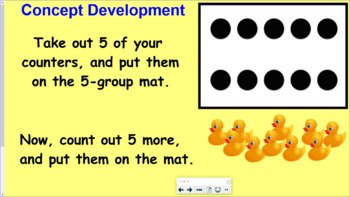 Engage NY (Eureka) Kindergarten Common Core Math Module 1-Topic F