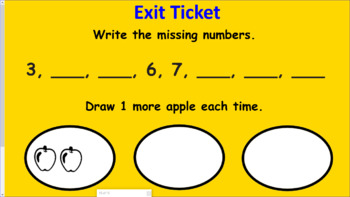 Engage NY (Eureka) Kindergarten Common Core Math Module 1-Topic G