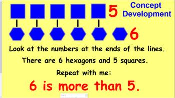 Engage NY (Eureka) Kindergarten Common Core Math Module 3-Topic G