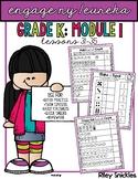 Engage NY/ Eureka Kindergarten: Module 1- Lessons 31-35