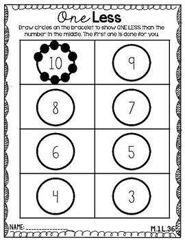 Engage NY/ Eureka Kindergarten: Module 1- Lessons 36-End of Module