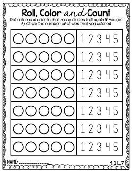 Engage NY/ Eureka Kindergarten: Module 1- Lessons 6-10