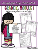 Engage NY/ Eureka Kindergarten: Module 1- The COMPLETE Bundle