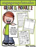 Engage NY/ Eureka Kindergarten: Module 2- ALL of MODULE 2