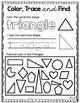 Engage NY/ Eureka Kindergarten: Module 2: The GROWING Bundle