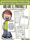 Engage NY/ Eureka Kindergarten: Module 2: The COMPLETE Bundle