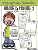 Engage NY/ Eureka Kindergarten: Module 2: The COMPLETE Bundle
