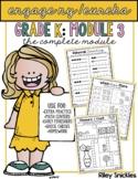 Engage NY/ Eureka Kindergarten: Module 3- The COMPLETE Bundle