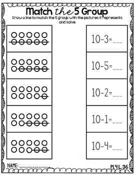 Engage NY/ Eureka Kindergarten: Module 4- Lessons 36-41
