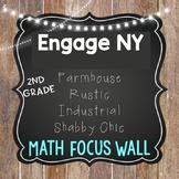 Engage NY Eureka MATH FOCUS WALL- 2nd Grade