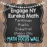 Engage NY Eureka MATH FOCUS WALL Kindergarten