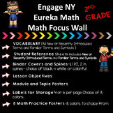Engage NY Eureka MATH FOCUS WALL- 2nd Grade