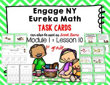 Engage NY Eureka Math (1st grade) Module 1 Lesson 10 Task
