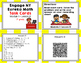 Engage NY Eureka Math (1st grade) Module 1 Lesson 11 Task Cards -Scoot Game