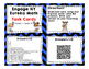 Engage NY Eureka Math (1st grade) Module 1 Lesson 12 Task Cards -Scoot Game