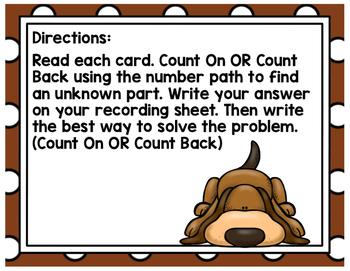 Engage NY Eureka Math (1st grade) Module 1 Lesson 27 Task Cards