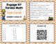 Engage NY Eureka Math (1st grade) Module 1 Lesson 32 Task Cards