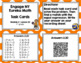 Engage NY Eureka Math (1st grade) Module 2 Lesson 20 Task Cards (Matching Game)