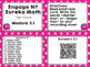 Engage NY Eureka Math (1st grade) Module 3 Lesson 1 Task Cards & Scoot Game