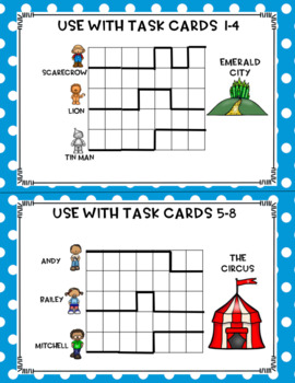 Engage NY Eureka Math (1st grade) Module 3 Lesson 3 Task Cards & Scoot Game