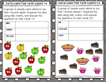 Engage NY Eureka Math (1st grade) Module 3 Lesson 9 Task Cards & Scoot Game