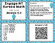 Engage NY Eureka Math (1st grade) Module 4 Lesson 11 Task Cards & Scoot Game