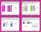 Engage NY Eureka Math (1st grade) Module 4 Lesson 12 Task Cards & Scoot Game